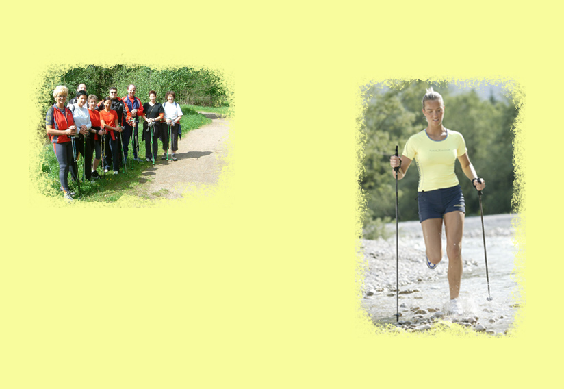Nordic Walking in Bodenmais