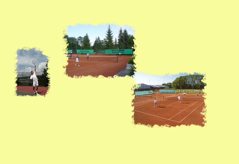 Tennis Spielen in Bodenmais