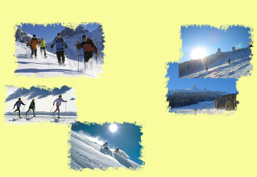 Wintersport in Bodenmais